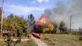 Пожар Бердянск Дальняя коса 2(, 2013-08-18T04:31:25.000Z)