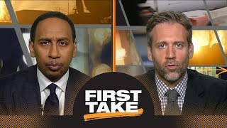 Stephen A. and Max debate if LeBron James has lost respect aro…