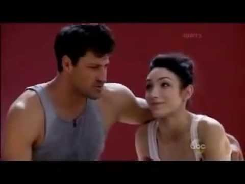 Meryl and Maks: We could be in love