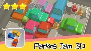 Parking Jam 3D - Popcore GmbH - Walkthrough Super Cool! Recommend index three stars