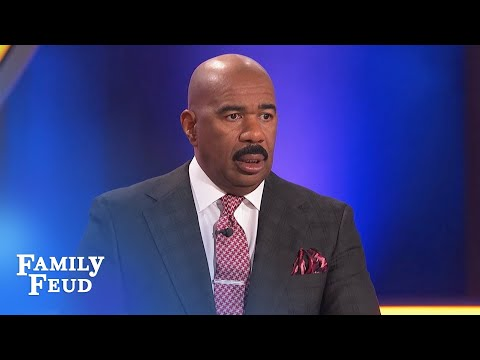 PHEW! It's getting HOT in here DAWG!   Family Feud