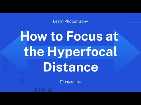 How to Focus at the Hyperlocal Distance
