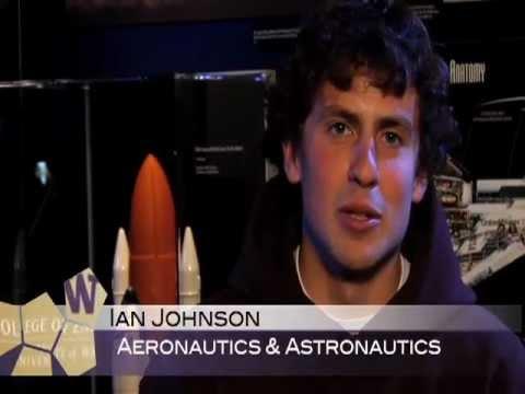 Aeronautics & Astronautics - UW Engineers Making a Difference