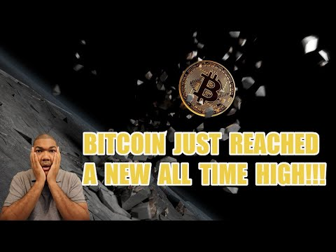 Bitcoin Just Reached A New All Time High!!! Ethereum 2.0 Launches Tomorrow!!!