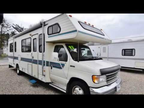 1992 Four Winds 30 Class C Motorhome For Sale At Rcd Sales