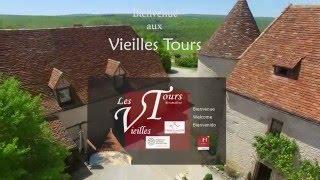 Hôtel *** & Restaurant Les Vieilles Tours - Rocamadour (Lot)