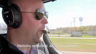 Vision Jet SF50 Flight