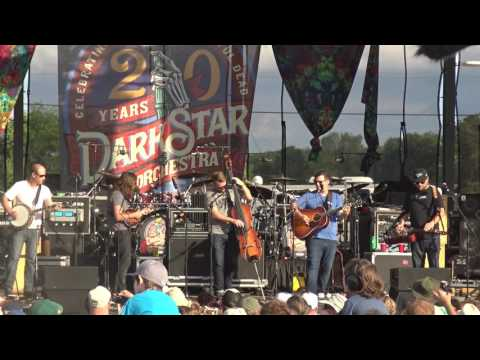 Greensky Bluegrass - full set 5-28-17 DSO Jubilee Legend Valley Thornville, OH HD tripod