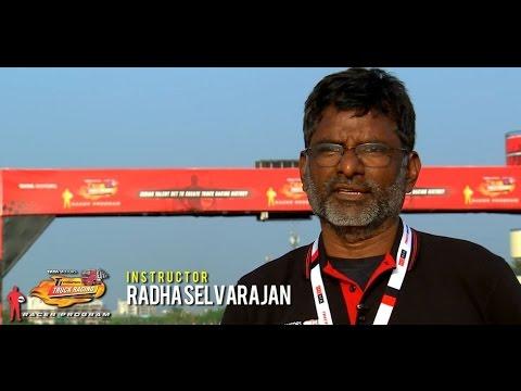 TRP 2.0 trainer - Radha Selvarajan