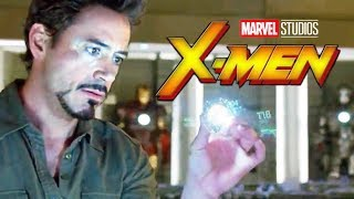 Iron Man Secret Project Scene - Marvel X-Men Easter Eggs Theory Breakdown