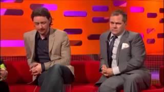 [中文字幕]The Graham Norton Show S09E08 James McAvoy,Jack Dee,Liza Minnelli[Chinese sub]