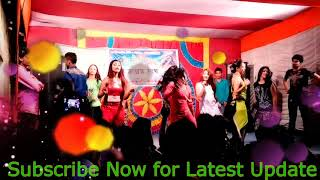 Midnight local stage dance programme 2019|Vojpuri Song|