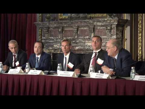 11th Annual International Shipping Forum - Dry Bulk Shipping Sector Panel