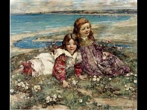Edward Atkinson Hornel (1864-1933) ~ Scottish artist - Glasgow School