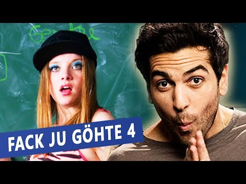 Fack Ju Göhte YouTube Hörbuch Trailer auf Deutsch