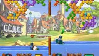 Worms Blast 2 player
