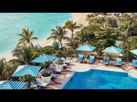 Belmond La Samanna: best luxury resort on the Caribbean island of St Maarten (full tour)