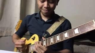 Jiwa Kelajuan by Hujan [Guitar Cover with Solo]