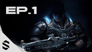 【戰爭機器4】- PC特效全開中文劇情電影 - 第一集 - Gears of War 4 - Episode 1 - 战争机器4  - 最強無損畫質