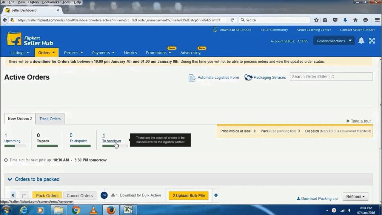 Flipkart Download Invoice And Payment Report YouTube - Invoice email meaning