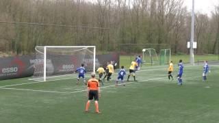Nat. Elite U14 - Sporting Lokeren -  KAS Eupen - 18 maart 2017
