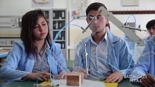 Mamak Battalgazi Mesleki ve Teknik Anadolu Lisesi 2018 Tanıtım Filmi