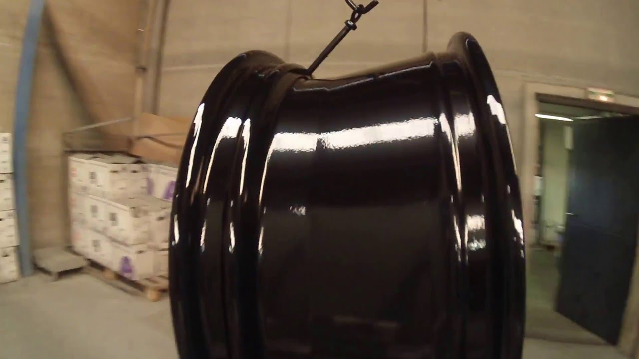 peinture poudre epoxy sur jantes de seat ibiza fr youtube. Black Bedroom Furniture Sets. Home Design Ideas