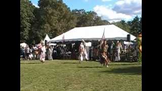 Mens Grass Dance Song 2 - Mystic River - FDR Redhawk Native Arts Council Pow Wow