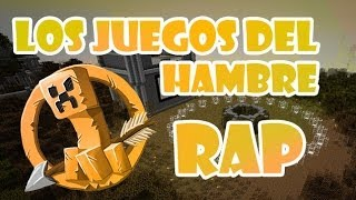Repeat youtube video LOS JUEGOS DEL HAMBRE MINECRAFT RAP | Zarcort y Cyclo