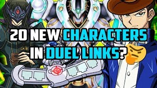 Duel Links Leo Unlock