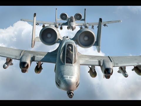 Documentary 2018 - The A-10 Tank Buster - Most Feared Plane - Military Documentary 2018
