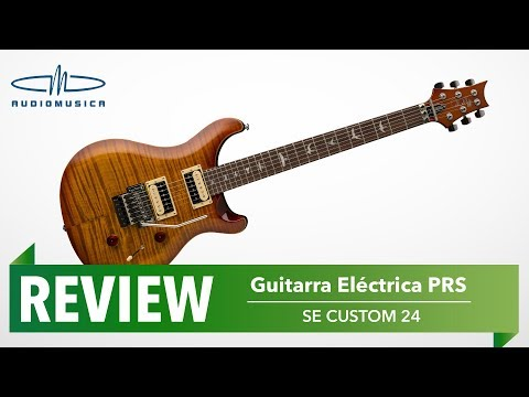 REVIEW / Guitarra Eléctrica PRS SE Custom 24