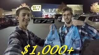 We Spent $1,000!! Buying TWO 675's!