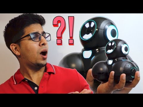 Unboxing & Let's Play - CUE - The Cleverbot Smart Robot - By: Wonder Workshop FULL REVIEW!