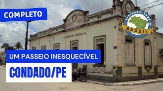 Viajando Todo o Brasil - Condado/PE - Especial