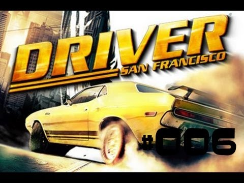 Let's Play Driver San Francisco/Story #006 [German|HD] Helikopter-Arbeit