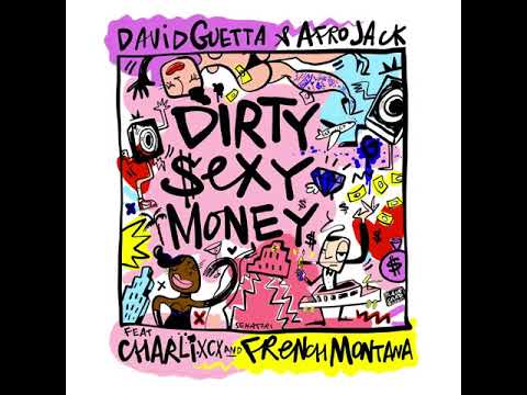 David Guetta & Afrojack feat. Charli XCX & French Montana - Dirty Sexy Money (Teaser)
