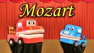 ¿ Quie?n fue W.A. Mozart ? Biografías para Niños - Barney El Camión - Videos Educativos
