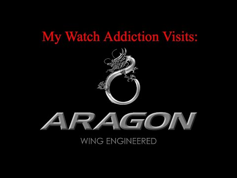 Wing Liang from ARAGON Watches: My Watch Addiction Exclusive
