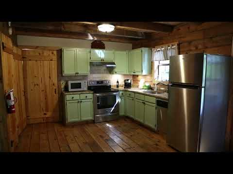 Adventures Unlimited Cabin Rental Walkthrough