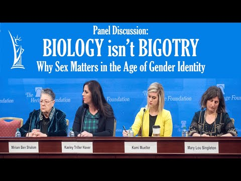 Biology Isn't Bigotry: Why Sex Matters in the Age of Gender Identity