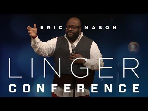 Eric Mason at Linger 2018