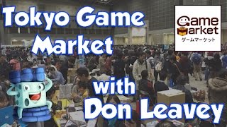 A Look Inside the Tokyo Game Market - with Don Leavey
