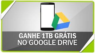 видео Бесплатно 1 ТБ на Google Диске