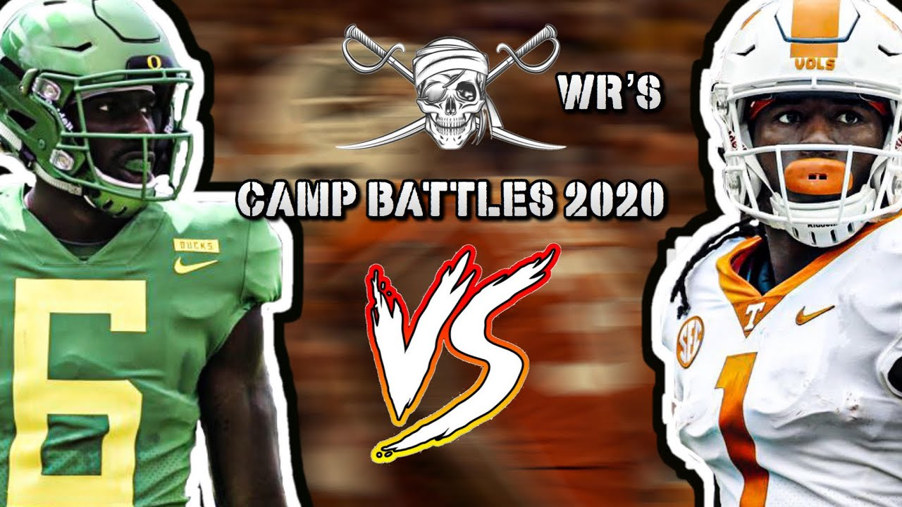 New Orleans Saints Roster Competition | Camp Battles Episode 1: Wide Receivers