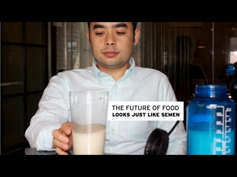 Soylent - The Liquid Food Replacement by Techie Rob Reinhart