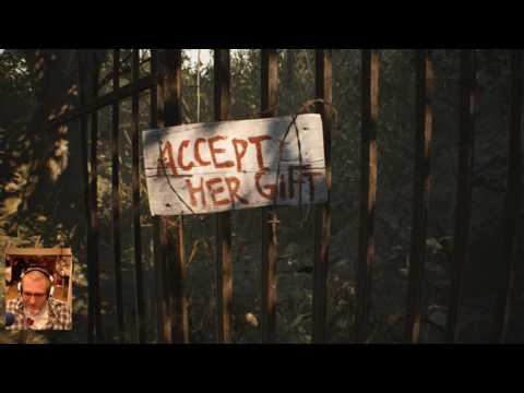 Resident Evil 7 Part One: The Resining