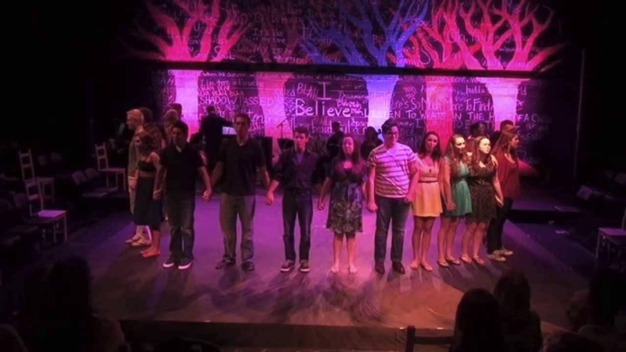 Stage Door Fine Arts- Spring Awakening Montage - YouTube