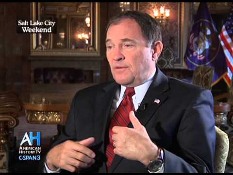C-SPAN Cities Tour - Salt Lake City: Governor Gary Herbert