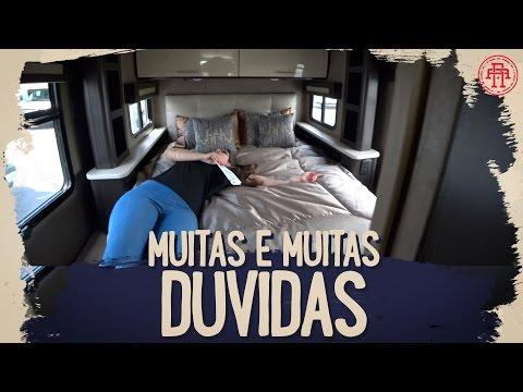 MUITAS DUVIDAS PARA ESCOLHER O MOTORHOME